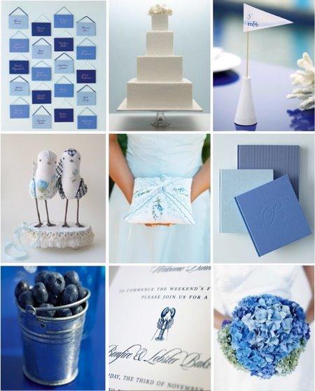 Wedding colors 2011